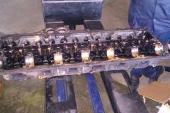 ГБЦ Detroit Diesel в ремонт